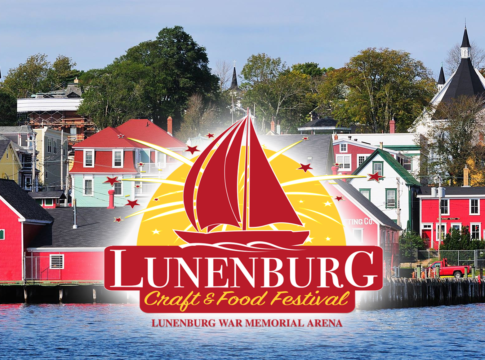The 44rd Annual Lunenburg Craft and Food Festival