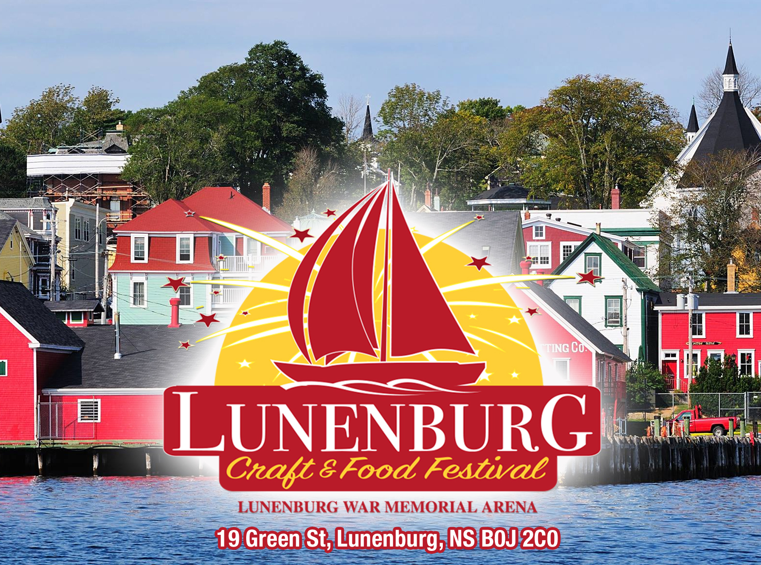 The 45th Annual Lunenburg Craft and Food Festival